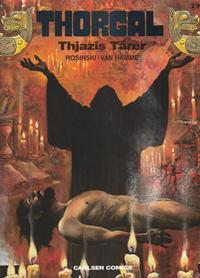 Cover Thumbnail for Thorgal (Carlsen, 1989 series) #29 - Thjazis tårer