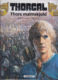 Cover Thumbnail for Thorgal (Cobolt, 2009 series) #31 - Thors malmskjold