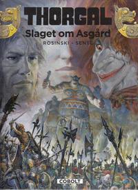 Cover Thumbnail for Thorgal (Cobolt, 2009 series) #32 - Slaget om Asgård
