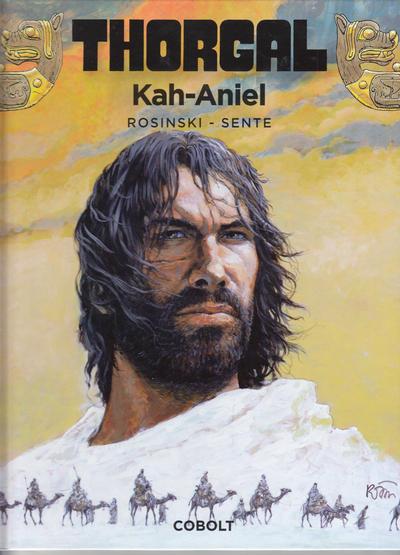 Cover for Thorgal (Cobolt, 2009 series) #34 - Kah-Aniel