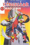 Cover for Kóngulóarmaðurinn (Semic International, 1985 series) #10/1988