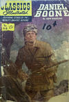 Cover for Classics Illustrated (Gilberton, 1947 series) #96 - Daniel Boone [HRN 158]