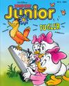 Cover for Donald Duck Junior (Hjemmet / Egmont, 2018 series) #5/2021