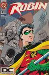 Cover for Robin (DC, 1993 series) #3 [DC Universe Corner Box]