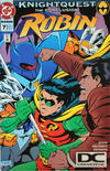 Cover for Robin (DC, 1993 series) #7 [DC Universe Corner Box]