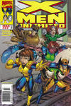 Cover for X-Men Unlimited (Marvel, 1993 series) #22 [Newsstand]