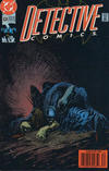 Cover Thumbnail for Detective Comics (1937 series) #634 [Newsstand]