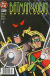 Cover for The Batman and Robin Adventures (DC, 1995 series) #11 [Newsstand]
