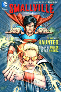 Cover Thumbnail for Smallville Season 11 (DC, 2013 series) #3 - Haunted