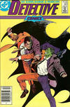 Cover Thumbnail for Detective Comics (1937 series) #581 [Canadian]
