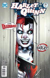 Cover for Harley Quinn (Editorial Televisa, 2015 series) #21
