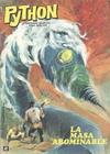 Cover for Python (Ibero Mundial de ediciones, 1969 series) #2