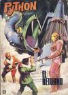 Cover for Python (Ibero Mundial de ediciones, 1969 series) #4