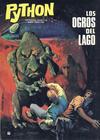 Cover for Python (Ibero Mundial de ediciones, 1969 series) #6