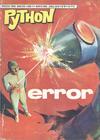 Cover for Python (Ibero Mundial de ediciones, 1969 series) #9