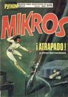 Cover for Python (Ibero Mundial de ediciones, 1969 series) #10