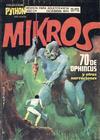 Cover for Python (Ibero Mundial de ediciones, 1969 series) #14