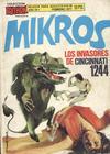 Cover for Python (Ibero Mundial de ediciones, 1969 series) #15