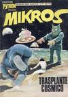 Cover for Python (Ibero Mundial de ediciones, 1969 series) #17