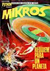 Cover for Python (Ibero Mundial de ediciones, 1969 series) #18
