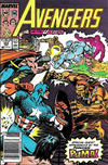Cover for The Avengers (Marvel, 1963 series) #304 [Newsstand]
