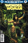 Cover for Wonder Woman (Editorial Televisa, 2017 series) #3