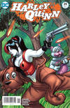 Cover for Harley Quinn (Editorial Televisa, 2015 series) #24 [Chad Hardin]
