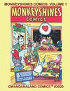 Cover for Gwandanaland Comics (Gwandanaland Comics, 2016 series) #2920 - Monkeyshines Comics: Volume 1