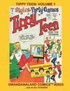 Cover for Gwandanaland Comics (Gwandanaland Comics, 2016 series) #2923 - Tippy Teen: Volume 1