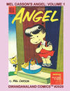 Cover for Gwandanaland Comics (Gwandanaland Comics, 2016 series) #2929 - Mel Casson's Angel: Volume 1