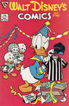 Cover for Walt Disney's Comics and Stories (Gladstone, 1986 series) #513 [Newsstand]