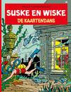 Cover for Suske en Wiske (Standaard Uitgeverij, 1967 series) #101 - De kaartendans [Herdruk 2021]
