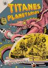 Cover for Titanes Planetarios (Editorial Novaro, 1953 series) #5