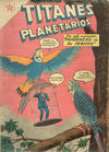 Cover for Titanes Planetarios (Editorial Novaro, 1953 series) #35
