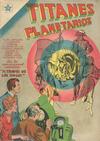 Cover for Titanes Planetarios (Editorial Novaro, 1953 series) #46