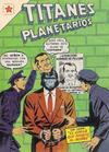 Cover for Titanes Planetarios (Editorial Novaro, 1953 series) #42