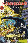 Cover for Kóngulóarmaðurinn (Semic International, 1985 series) #10/1989