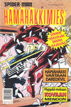 Cover for Hämähäkkimies (Semic, 1980 series) #3/1989