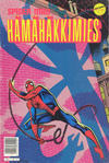 Cover for Hämähäkkimies (Semic, 1980 series) #4/1989