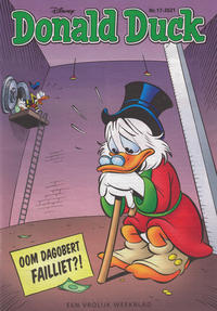 Cover Thumbnail for Donald Duck (DPG Media Magazines, 2020 series) #17/2021