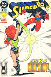 Cover for Superboy (DC, 1994 series) #2 [DC Universe Corner Box]