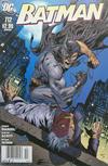 Cover for Batman (DC, 1940 series) #712 [Newsstand]