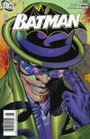 Cover for Batman (DC, 1940 series) #698 [Newsstand]