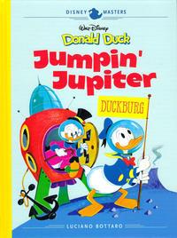 Cover Thumbnail for Disney Masters (Fantagraphics, 2018 series) #16 - Walt Disney Donald Duck: Jumpin' Jupiter