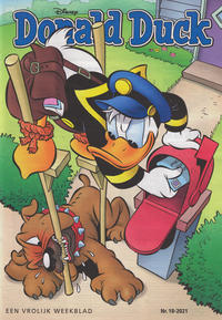 Cover Thumbnail for Donald Duck (DPG Media Magazines, 2020 series) #18/2021