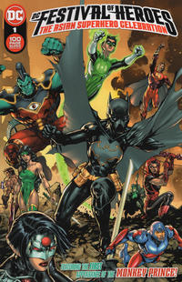 Cover Thumbnail for DC Festival of Heroes: The Asian Superhero Celebration (DC, 2021 series)
