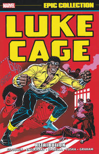 Cover Thumbnail for Luke Cage Epic Collection (Marvel, 2020 series) #1 - Retribution