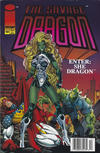 Cover for Savage Dragon (Image, 1993 series) #12 [Newsstand]