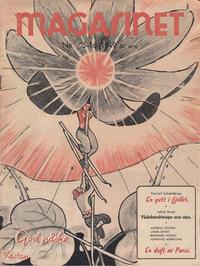 Cover Thumbnail for Magasinet (Oddvar Larsen; Odvar Lamer, 1946 ? series) #15-16/1949
