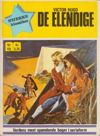 Cover Thumbnail for Stjerneklassiker (Williams, 1970 series) #49 - De elendige